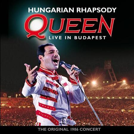 Queen - Hungarian Rhapsody Live In Budapest [disc 2] - Zortam Music