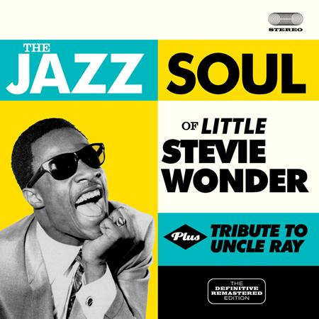 Stevie Wonder - The Jazz Soul Of Little Stevie & Tribute To Uncle Ray - Zortam Music