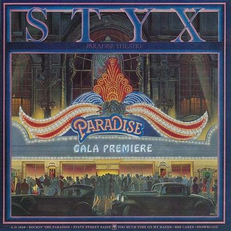 Styx - Styx - Paradise Theater - Zortam Music