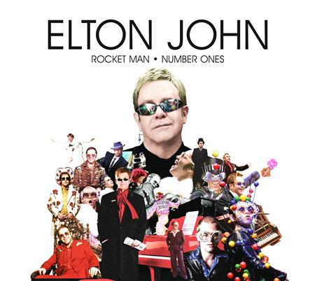 Elton John - Rocket Man Number Ones - Zortam Music