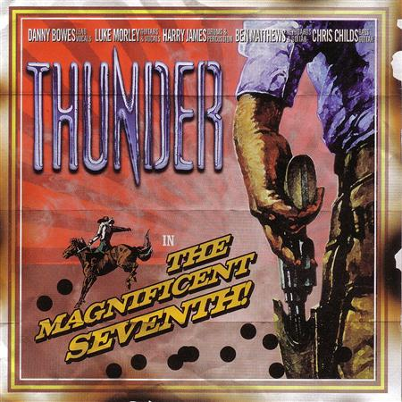 Thunder - The Magnificent Seventh! - Zortam Music