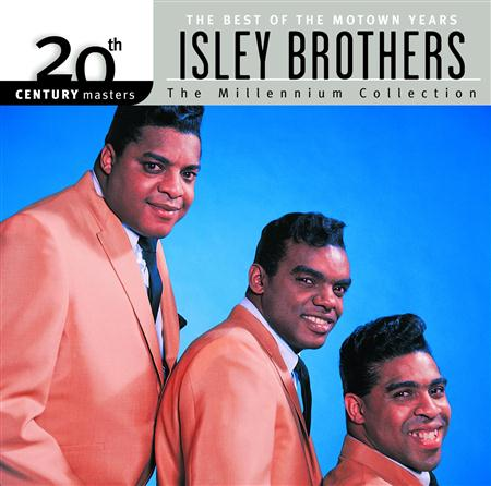 The Isley Brothers - 20th Century Masters The Millennium Collection - Isley Brothers, The Best Of The Motown Years - Zortam Music