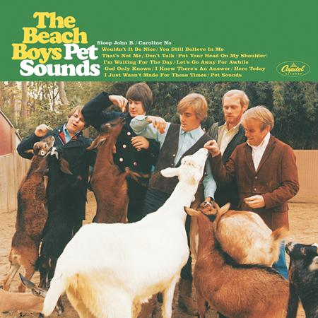 Beach Boys - Pet Sounds [stereo Lp] - Zortam Music