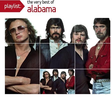 ALABAMA - Playlist: The Very Best of Alabama - Zortam Music