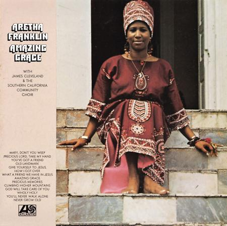 Aretha Franklin - Amazing Grace [Live][Disc 2] - Zortam Music