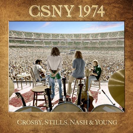 Crosby, Stills, Nash &Amp; Young - Csny 1974 (Disc 2) - Zortam Music