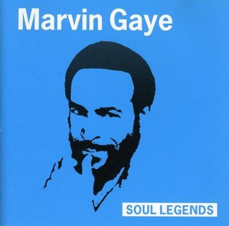 Marvin Gaye - Soul Legends [disc 2] - Zortam Music