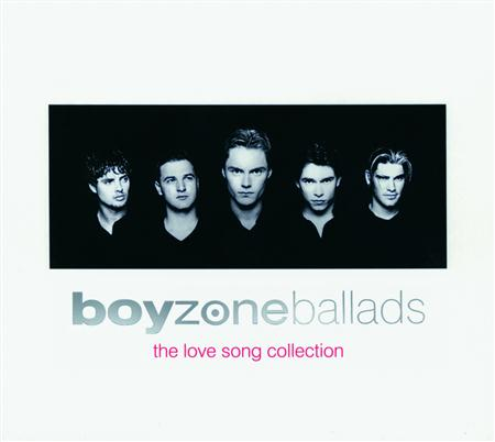 Boyzone - Ballads The Ultimate Love Song Collection 1993-2001 - Zortam Music