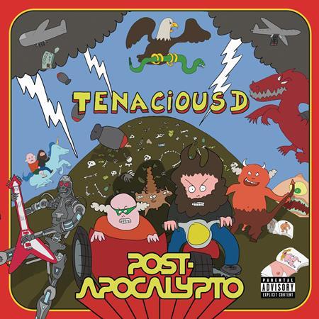 TENACIOUS D - Post-Apocalypto - Zortam Music