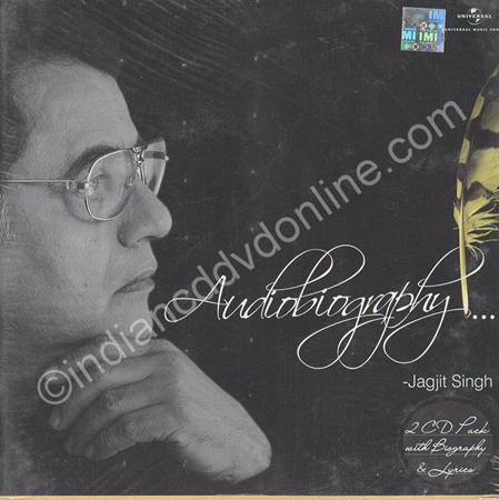 Jagjit Singh - AUdiobiography [Disc 1] - Zortam Music