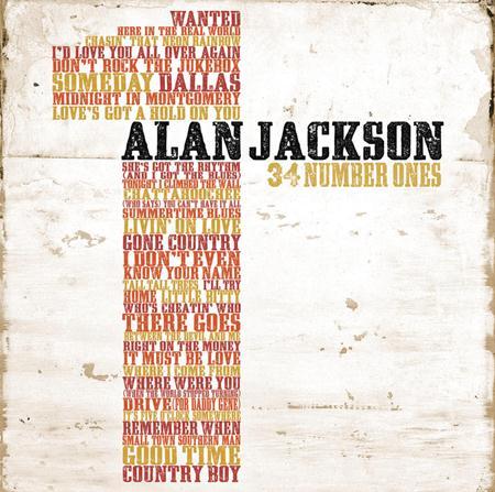 Alan Jackson - 100 Hits - Country (5cd