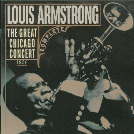 Louis Armstrong - The Great Chicago Concert 1956 [disc 2] - Zortam Music