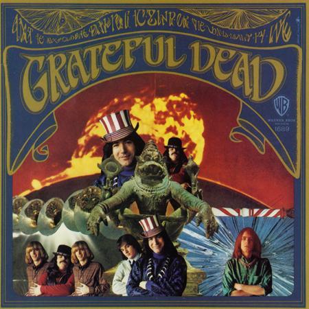 Grateful Dead - Grateful Dead (Skull & Roses) (Reissued 2012) (Vinyl) - Zortam Music