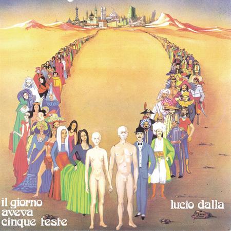 Lucio Dalla - Il Giorno Aveva Cinque Teste - Zortam Music