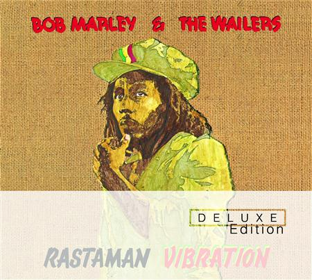 Bob Marley & The Wailers - Rastaman Vibration - Deluxe Ed - Zortam Music