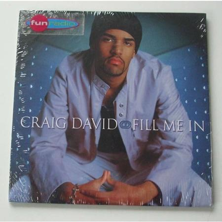Craig David - Fill Me in [Single] - Zortam Music
