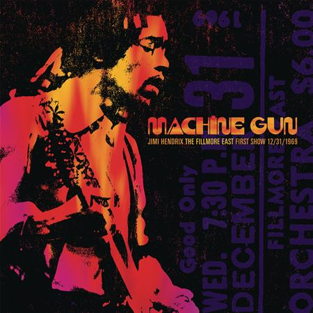 Jimi Hendrix - Machine Gun The Fillmore East First Show 12/31/1969 - Zortam Music