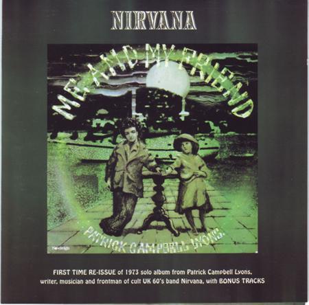 Nirvana - Me And My Friend - Zortam Music