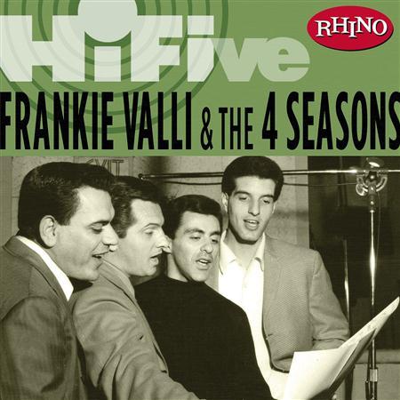Frankie Valli - The Very Best of Frankie Valli & the Four Seasons [Rhino 2008] Disc 1 - Lyrics2You