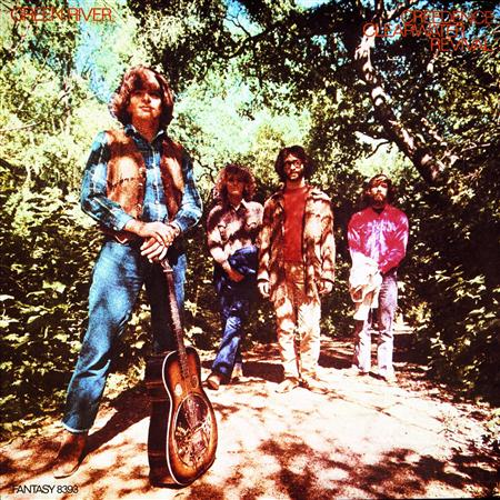 Creedence Clearwater Revival - Green River (2002 CAPJ 8393 SA) - Zortam Music