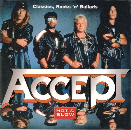 Accept - Hot & Slow Classics, Rocks