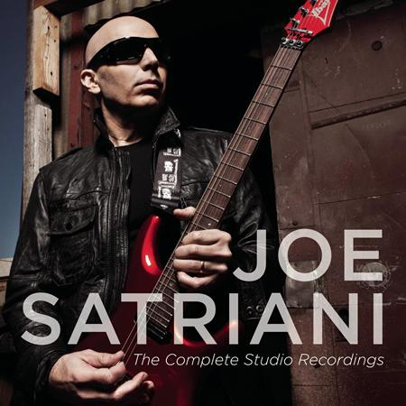 Joe Satriani - The Complete Studio Albums Collection - Zortam Music