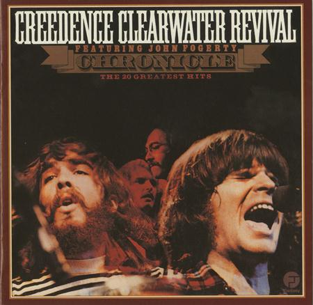 Creedence Clearwater Revival - Creedence Clearwater Revival -1968 - Zortam Music