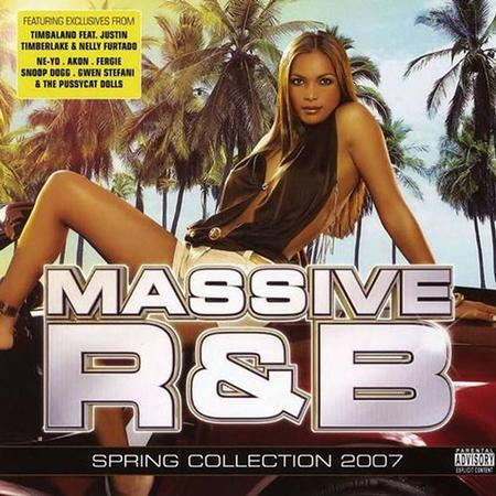 Usher - Massive R&b Spring Collection 2007 [disc 1] - Zortam Music