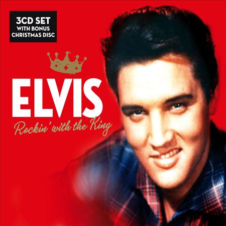 Elvis Presley - Rocking With The King - Zortam Music