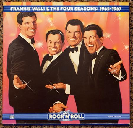 The Four Seasons - Frankie Valli & The Four Seasons 1962-1967 - The Rock