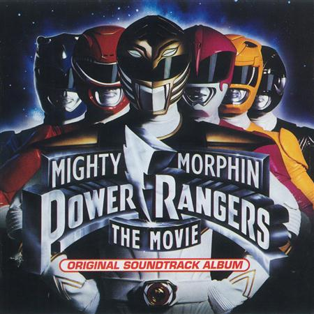 Dan Hartman - Mighty Morphin Power Rangers: The Movie - Original Soundtrack Album - Zortam Music