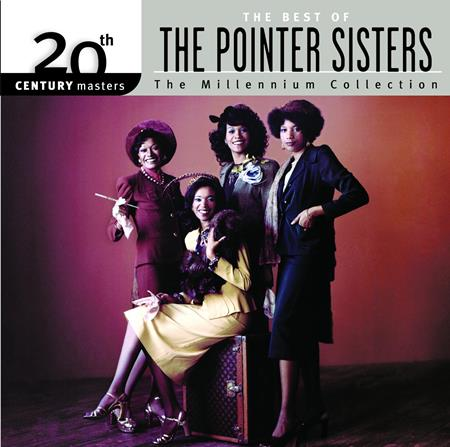 The Pointer Sisters - 20th Century Master The Best Of Pointer Sisters, The Millenium Collection - Zortam Music