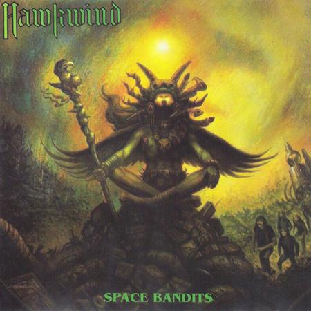 Hawkwind - Space Bandits - Zortam Music