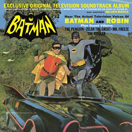 Nelson Riddle - Batman - Exclusive Original T - Zortam Music
