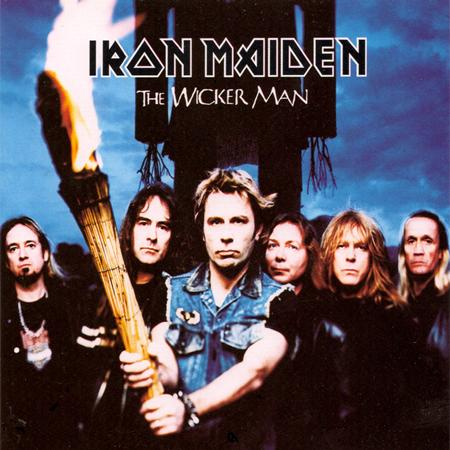 Iron Maiden - Wicker Man - Zortam Music