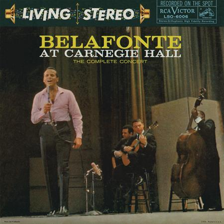 Harry Belafonte - At Carnegie Hall [live] [disc 2] - Zortam Music