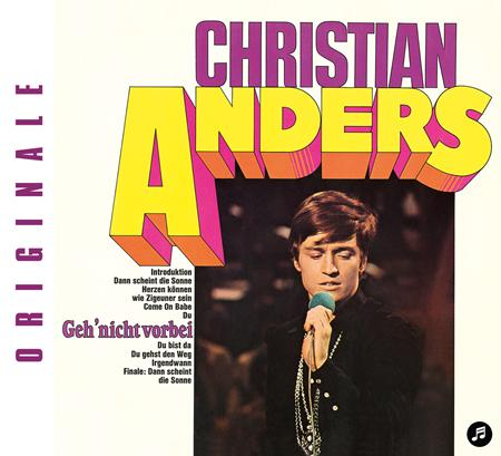 Christian Anders - Geh