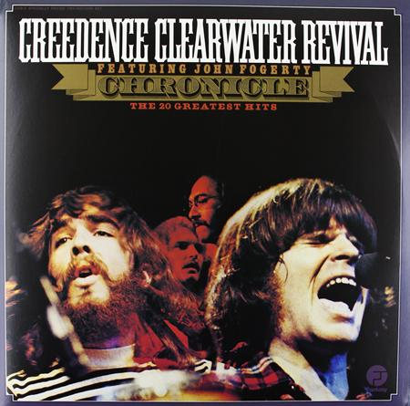 Creedence Clearwater Revival - Chronicle Volume Two: Twenty Great CCR Classics - Zortam Music