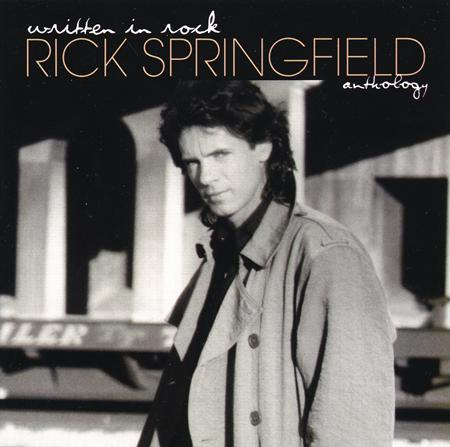 RICK SPRINGFIELD - Written In Rock The Rick Springfield Anthology [disc 2] - Zortam Music