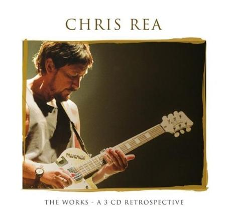 Chris Rea - Chris Rea The Works - Retrospective [[disc 2]] - Zortam Music