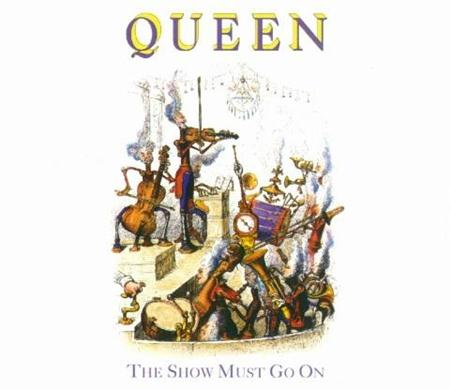 Queen - The Show Must Go On - Zortam Music