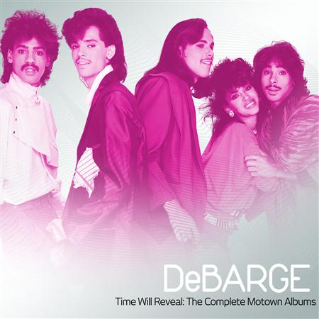 El Debarge - Time Will Reveal The Complete Motown Albums [disc 2] - Zortam Music