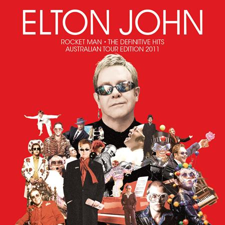 Elton John - Rocket Man The Definitive Hits - Australian Tour Edition 2011 [disc 1] - Zortam Music