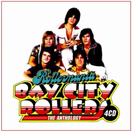 BAY CITY ROLLERS - Anthology (