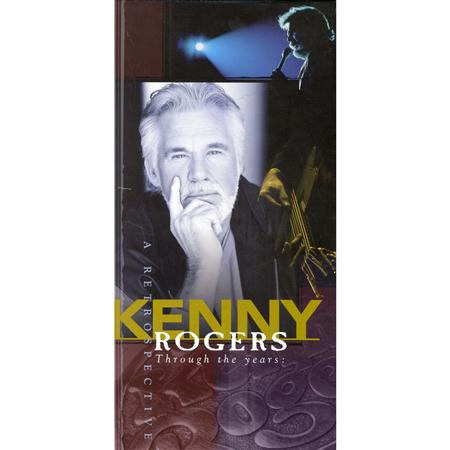 KENNY ROGERS - Through The Years A Retrospective [disc 2] - Zortam Music