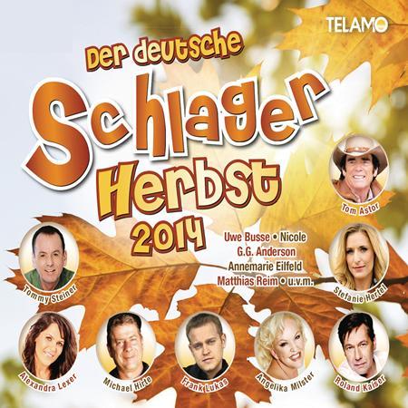 ANNEMARIE EILFELD - Der deutsche Schlager Herbst 2016 - CD 1 - Zortam Music