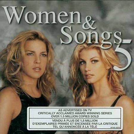 Diana Krall - Women & Songs, Vol. 5 - Zortam Music