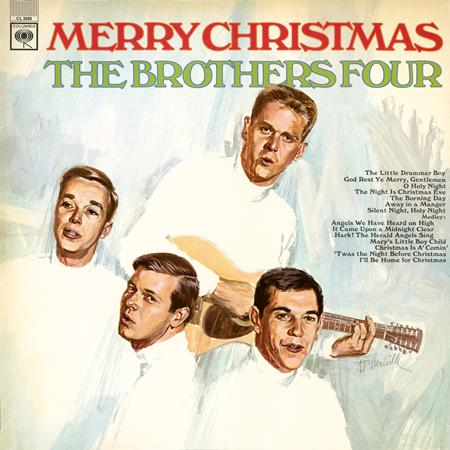 Brothers Four - Merry Christmas - Zortam Music