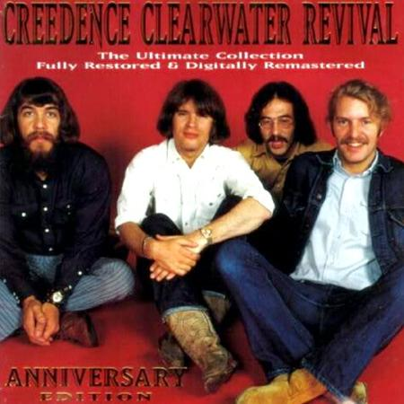 Creedence Clearwater Revival - The Ultimate Collection Disc 2 Disc 2 - Zortam Music