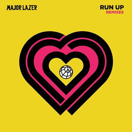 Major Lazer - Run Up (feat. PARTYNEXTDOOR & - Lyrics2You